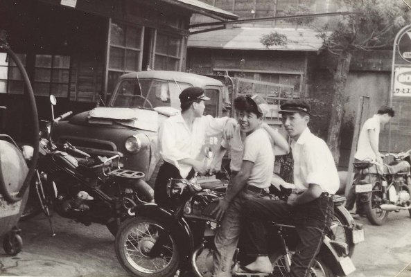馬場商会 1959頃