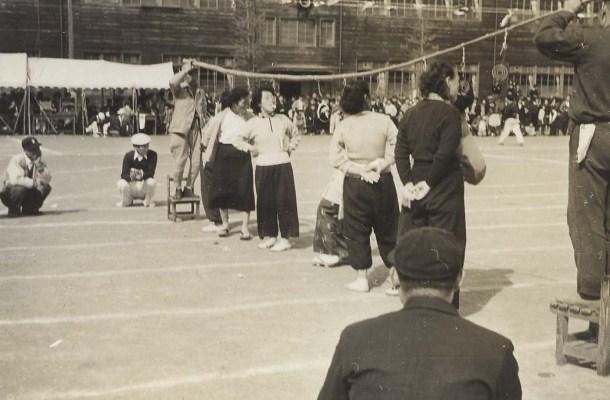 第四回町民運動会 1956(1)