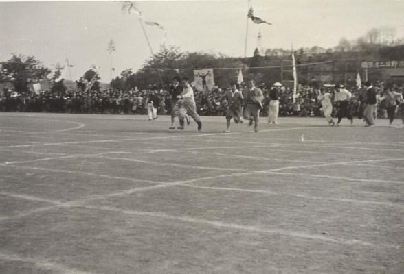第四回町民運動会 1956(2)