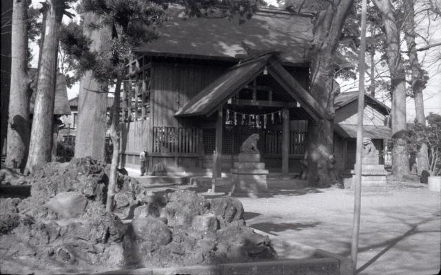 八坂神社 1951