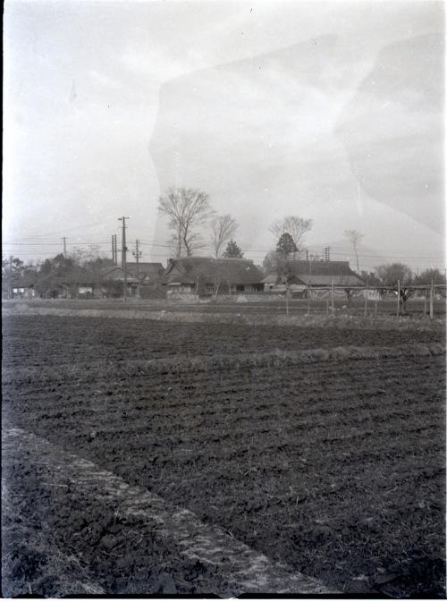 四ツ谷 - 梨屋(松本)- 大下(天野)宅 1954