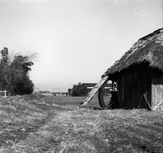 北原水車 1952