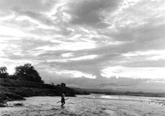 多摩川 1952