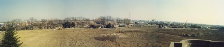 蚕糸試験場日野桑園跡地 1980