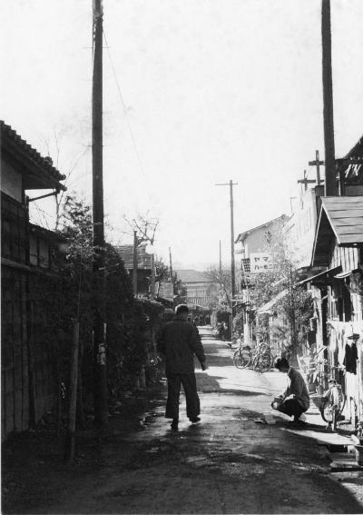 大門通り 1962頃