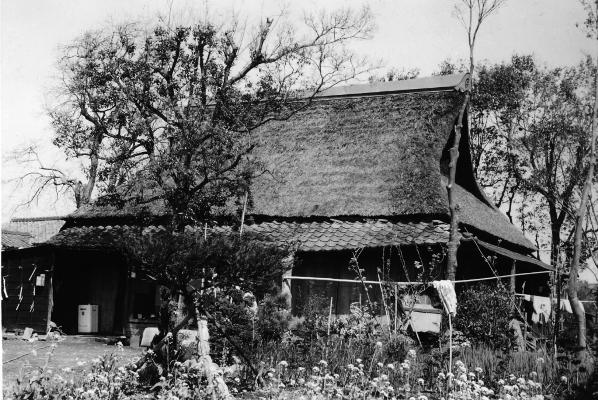 松本保氏旧宅 1963