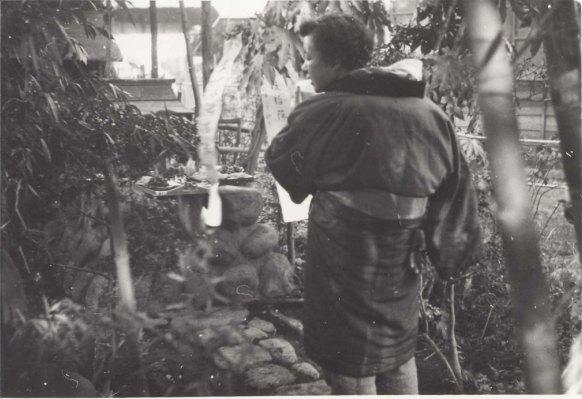 初午の朝 1956(4)