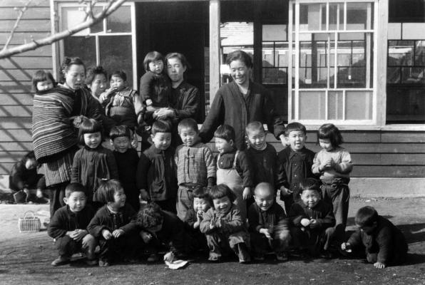 日野保育園 1951