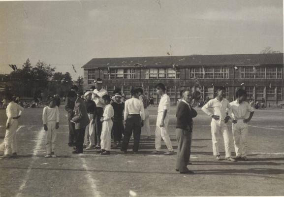 町民運動会 1959