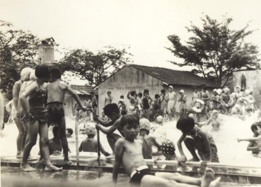 一小プール 1959