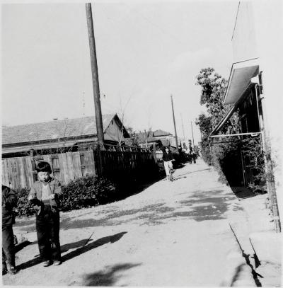 大門通り 1958