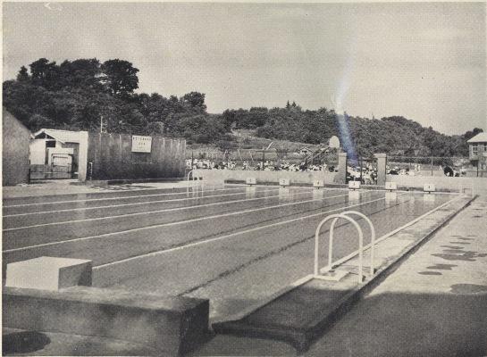 日野小学校創立80周年記念プール 1953