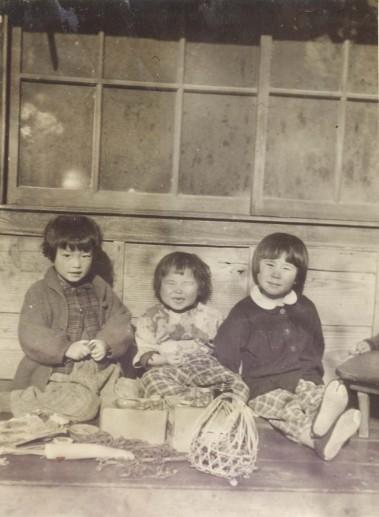 少女たち 1951頃