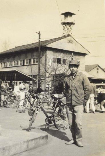 日野消防署前 1963頃