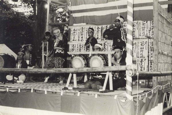 加組お囃子(6)昭和30年代