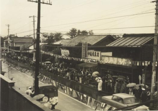東京オリンピック聖火リレー 1964