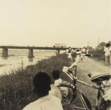 玉川花火大会 1956(2)