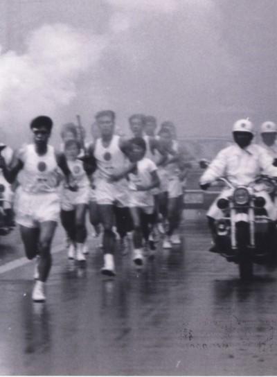 東京オリンピック 聖火リレー 1964(3)