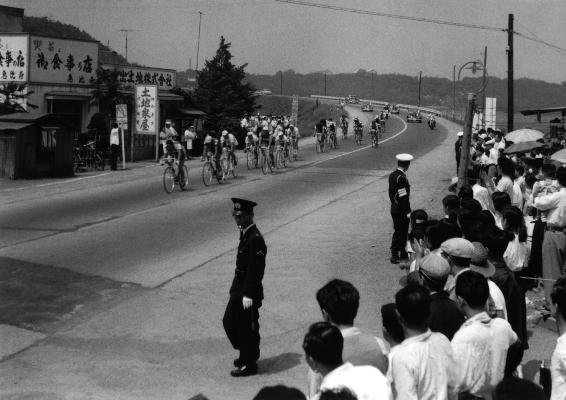アジア大会 自転車競技 1958(5)- 日野駅西