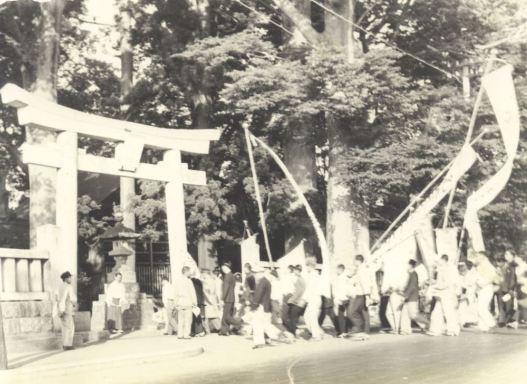 出征祈願 1940 - 松本季男氏