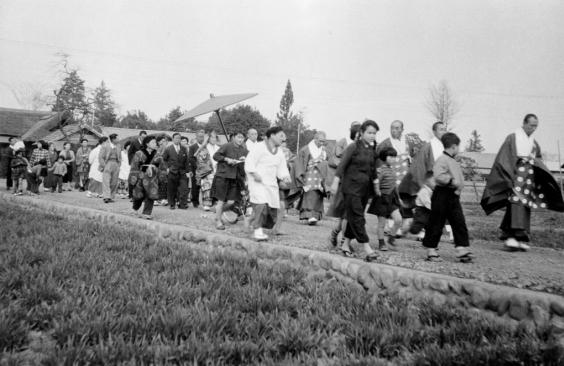 成就院本堂改修記念法要 1963 - 東光寺