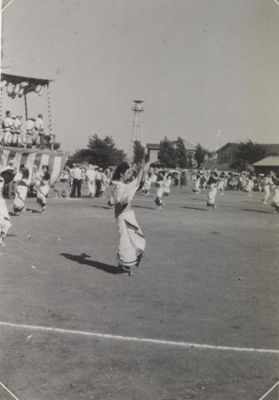 盆踊り 1963 ‐ 一小校庭