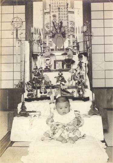 五月人形 - 鈴藤人形店 1932