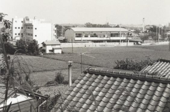 一小新校舎 昭和40年代初頭
