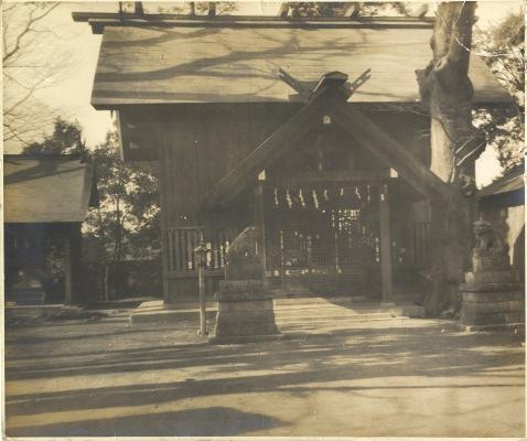 八坂神社 1940頃