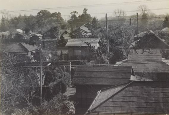 乙津宅建築予定地 - 森町 1956(2)