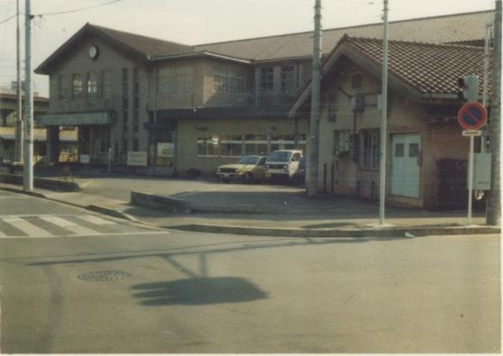 旧市役所 1978