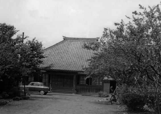 成就院本堂 1965頃