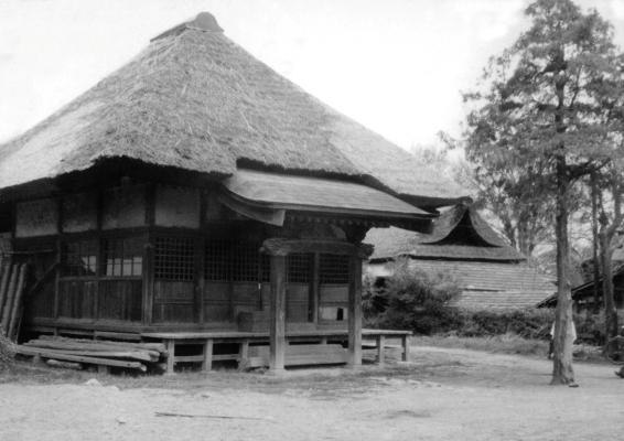 東光寺薬師堂 1965頃
