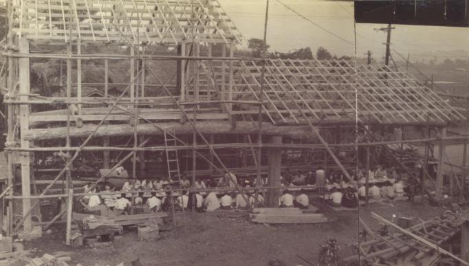 新工場建てまい 昭和30年代か