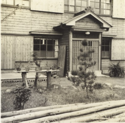 本所家のアパー 1959