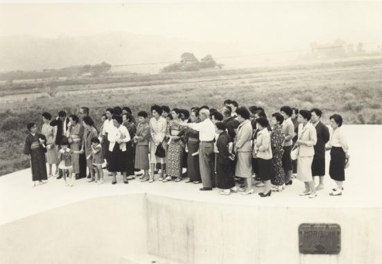 日野町衛生処理場見学会 1959?(1)