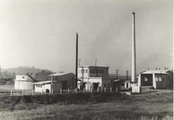 日野町衛生処理場見学会 1959?(4)