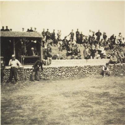 競馬場(2)昭和30年代初頭
