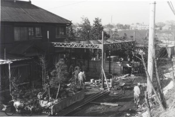本所家 ‐ 東町 昭和40年代か