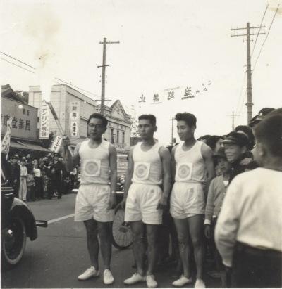 アジア大会 聖火リレー 1958(2)