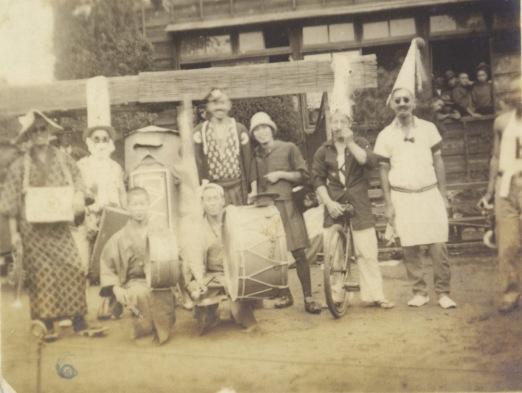 加組の楽隊 1936頃(3)