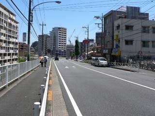 日野坂 ‐ 下り