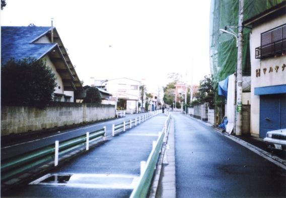 日野用水 1989 ‐ 大昌寺北側