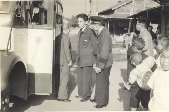 バス旅行 1952