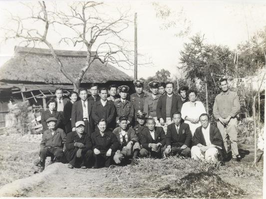 貯水槽建設地鎮祭 昭和30年代