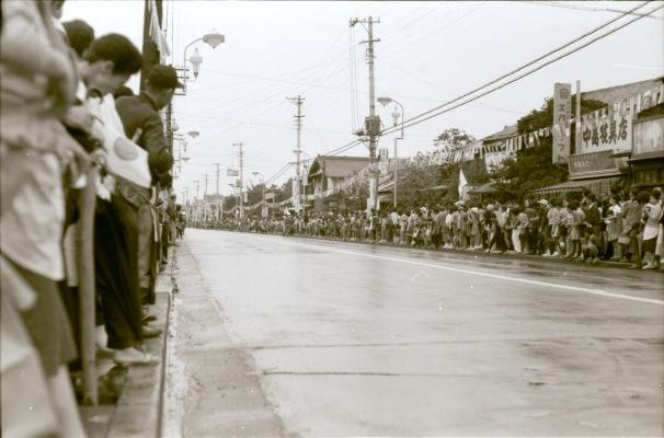 東京オリンピック 聖火リレー 1964(10)仲町