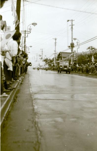 東京オリンピック 聖火リレー 1964(12)