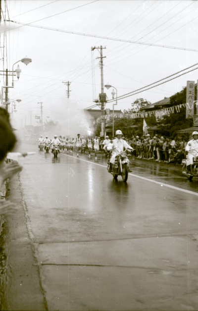 東京オリンピック 聖火リレー 1964(13)