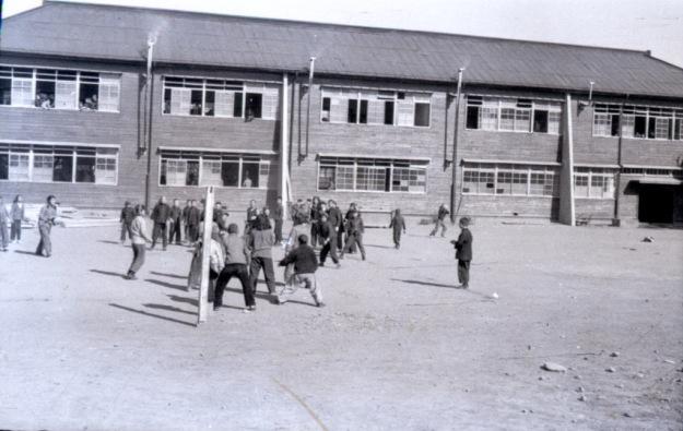 日野町立中学校 1951 (2)