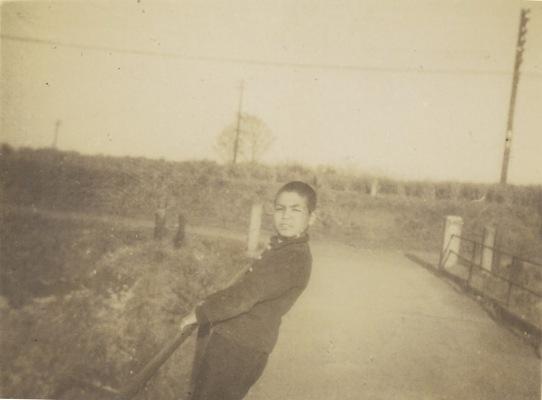中央線陸橋 1952